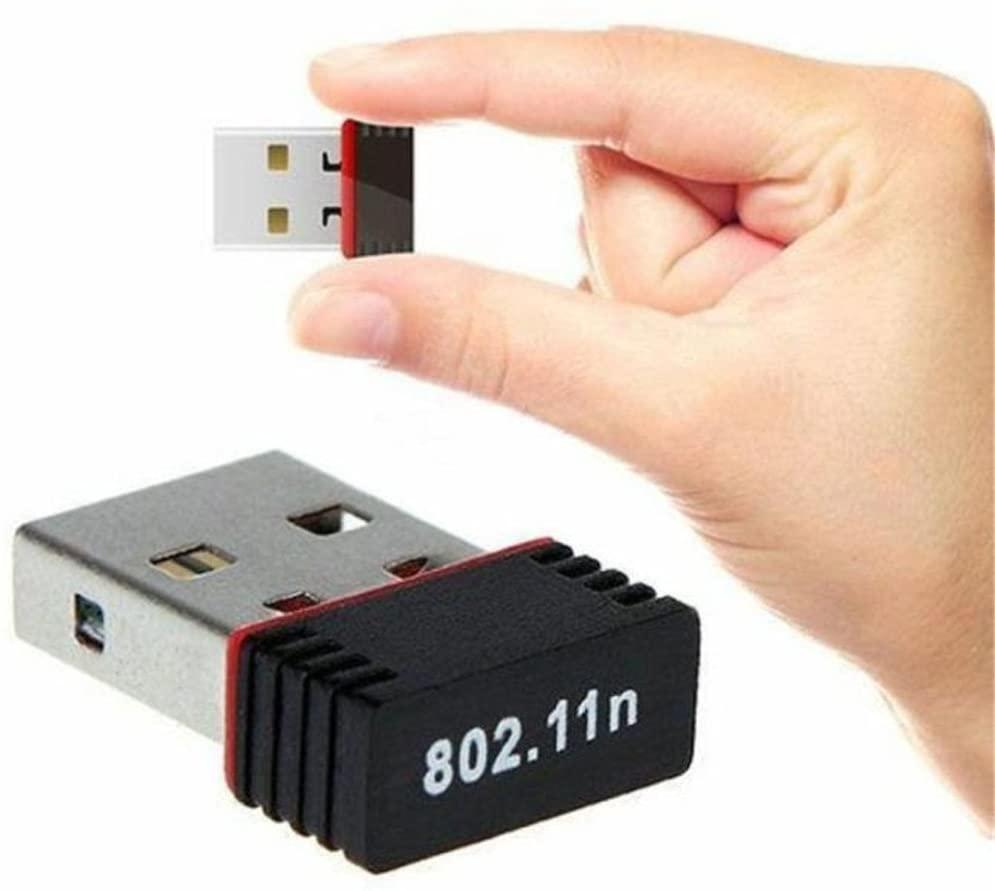 Crystal Digital 450 Mbps MINI Wireless USB WiFi Adapter Dongle Network LAN Card 802.11N