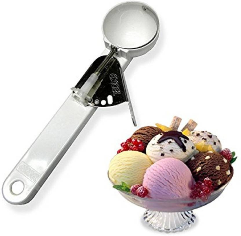 BLUMOON Ice Cream Scooper ABS Plastic Ice cream Spoon  Pack of 1