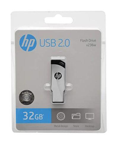 HP 16  GB Pen Drive USB 2.0 Flash Drive
