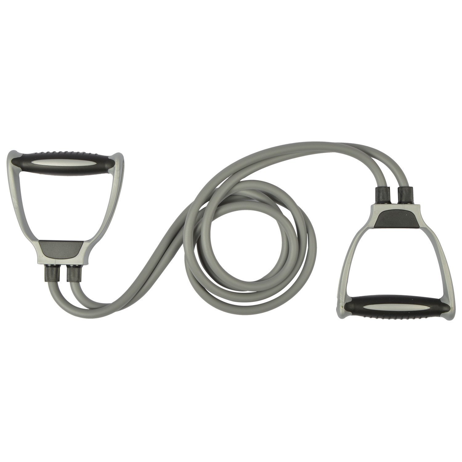 Strauss Double Toning Resistance Tube  Grey