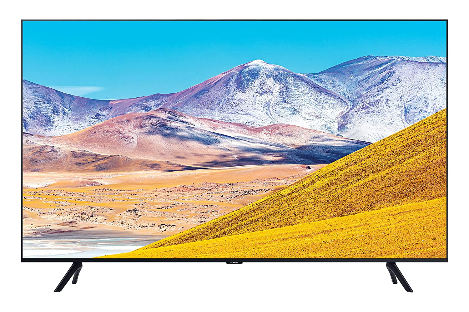 Samsung 163 cm  65 inches  4K Ultra HD Smart LED TV UA65TU8000KXXL  Black   2020 Model