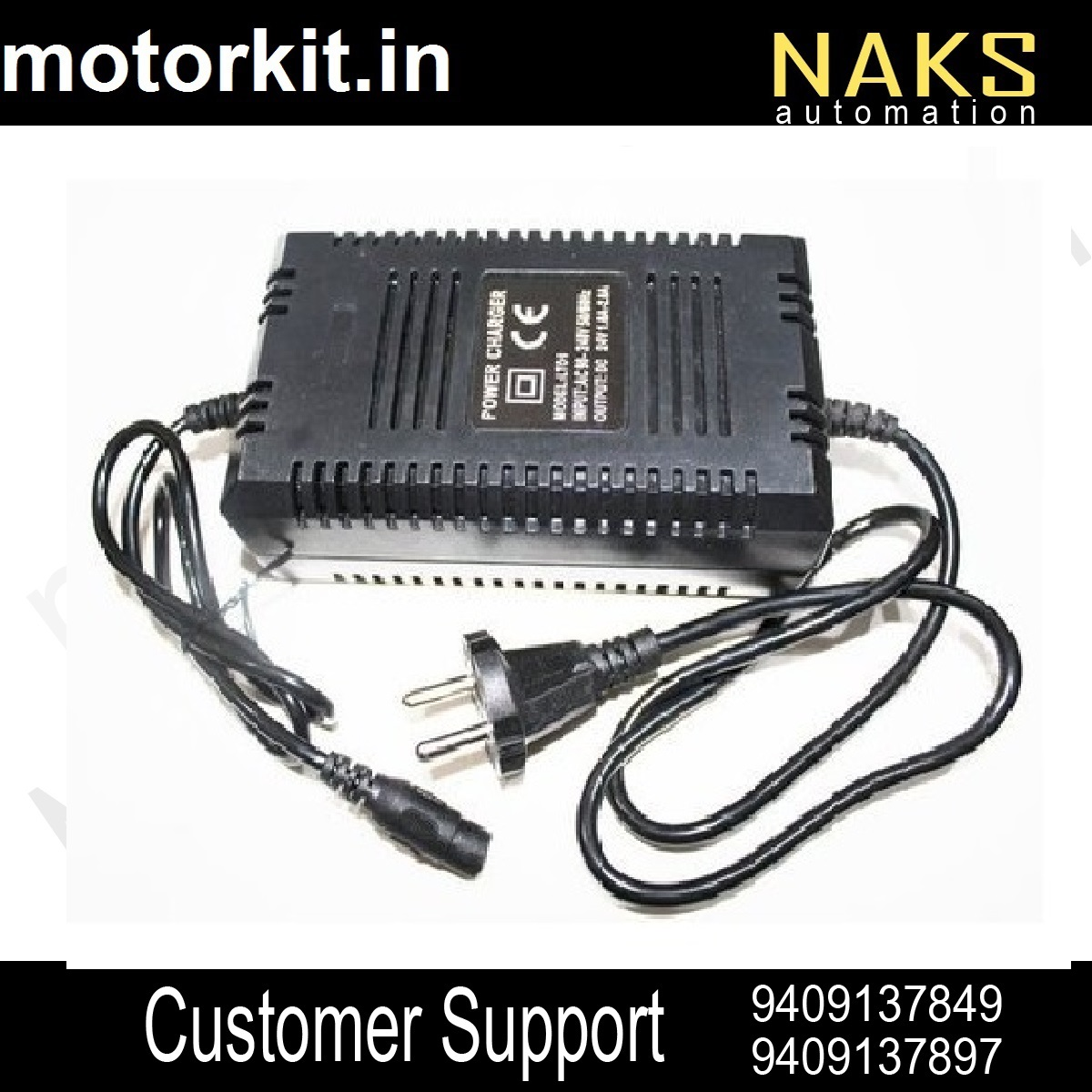 24V 1.8 amp Charger Adapter power supply
