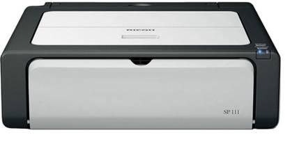 Ricoh SP 111 Single Function Monochrome Printer