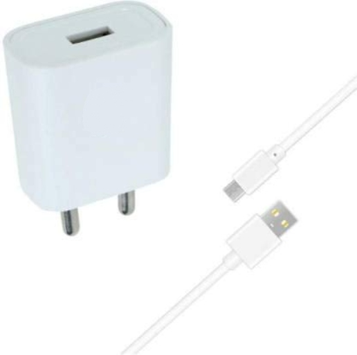 Fast Charger Adapter for Oppo Vivo Mobile Charger High Speed Charger with 1 M Micro USB Charging Data Cable