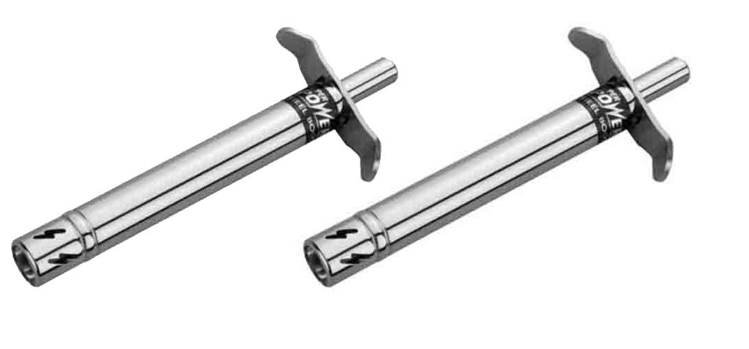 Stainless Steel Kitchen Lighter   Set of 2