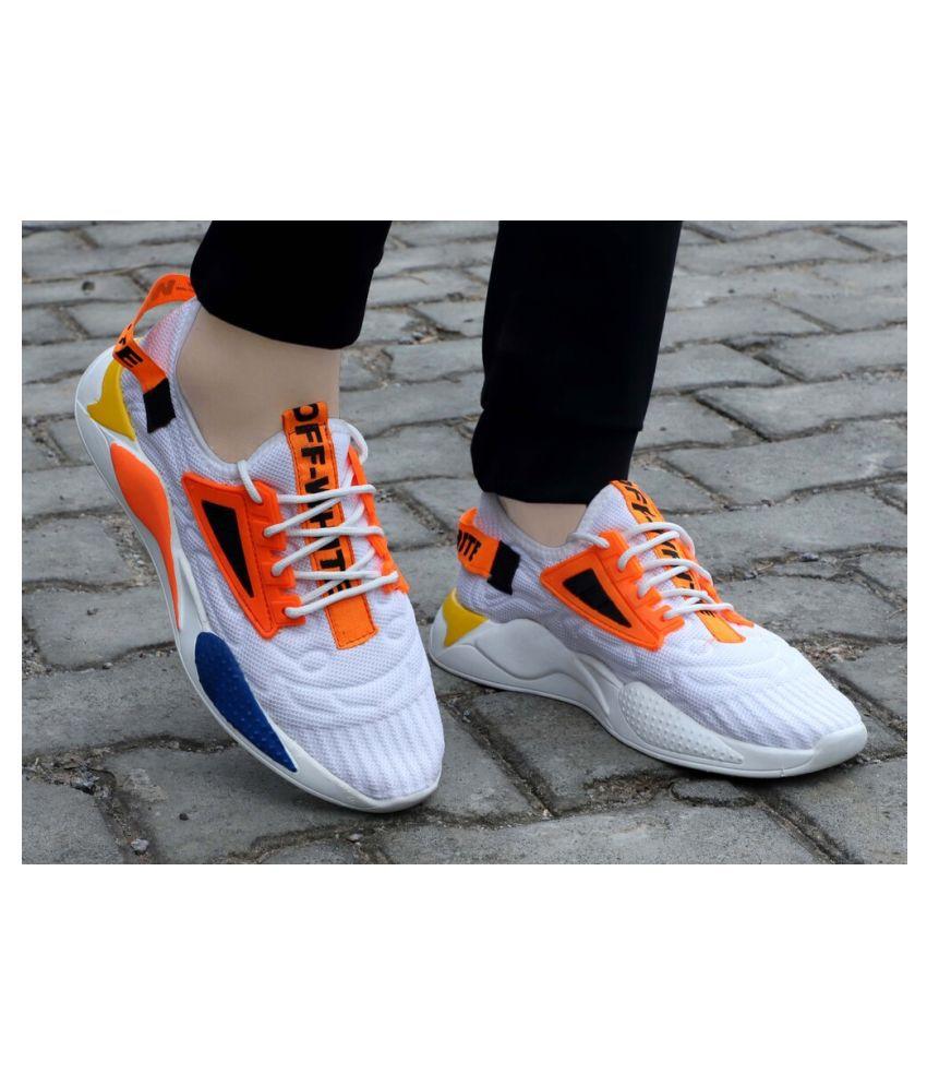 BB LAA Men Multicolor Running Sports Shoes