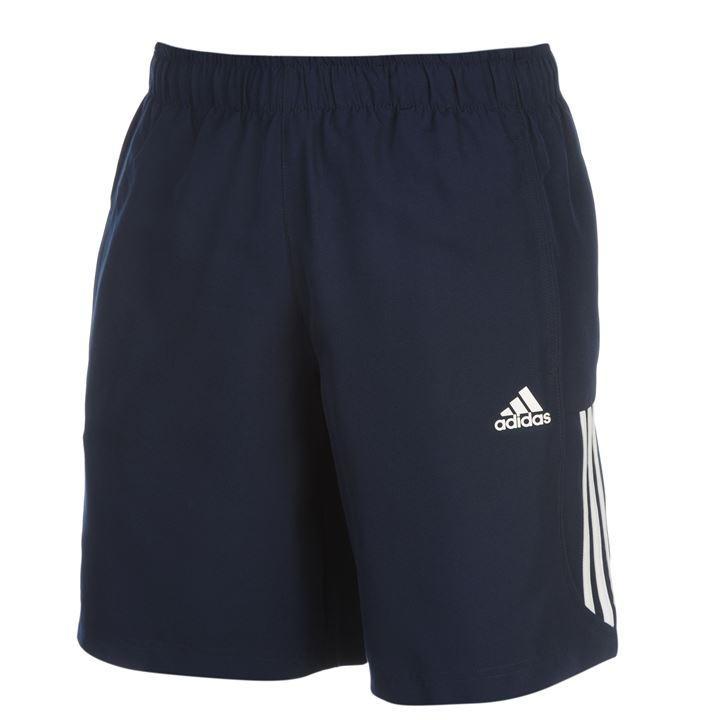Adidas Men's Navy Blue Running Shorts for boys