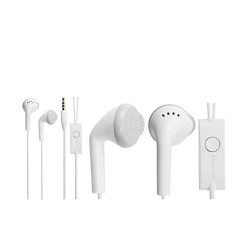 New Samsung 3. 5 mm Jack EHS61ASFWE Wired Headset Earphones Compatible with Samsung Galaxy A50