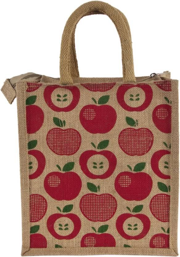 Jute Lunch Bag Hand Bag Multi Purpose Tote Bag Eco Friendly Tote Bag Gift Bag Return Gift bag Reusable App