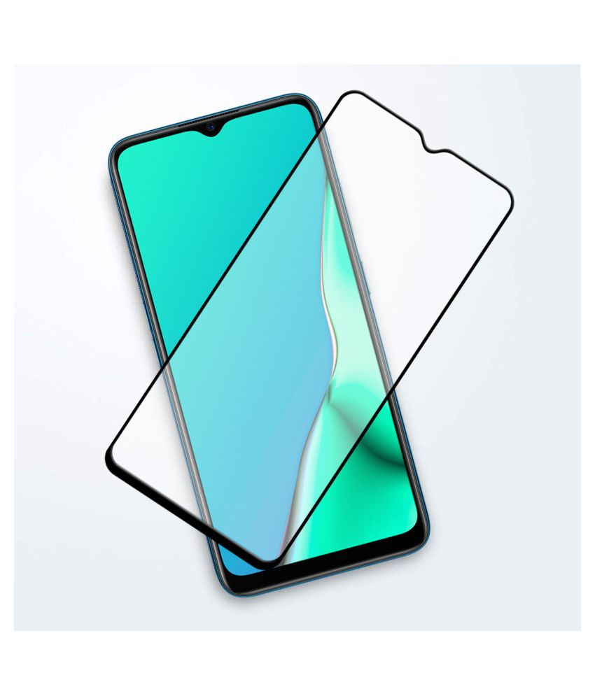 Vivo S1 Pro Tempered Glass Screen Guard By VE   6D TEMPERED GLASS SCREEN PROTECTOR