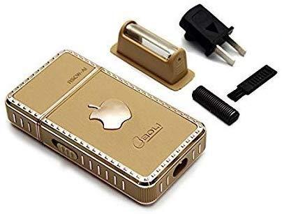 Cordless Trimmer Portable Mini Razor Travel Pack Shaver Trimmer For Men