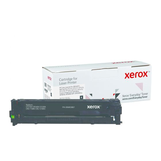 Xerox HIGH YIELD BLACK TONER CARTRIDGE LIKE HP 131X / 125A