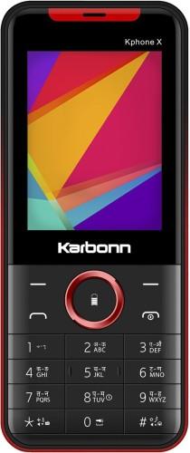 Karbonn Kphone X  Red