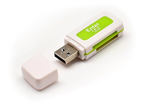 Enter E MC70 USB Mini All in One Card Reader  Pack of 3