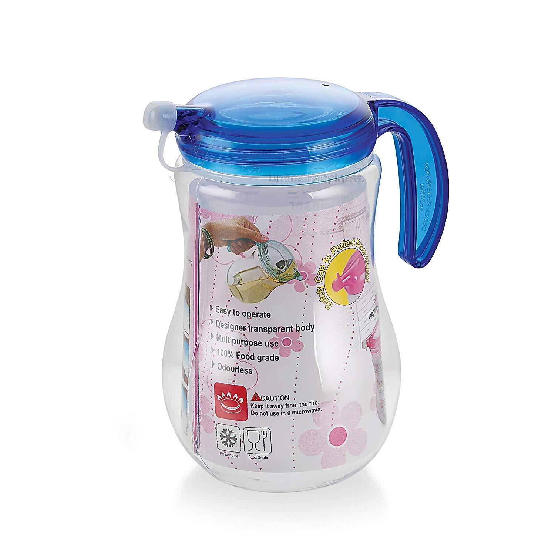 1L Unbreakable Food Safe Cooking Oil Dispenser Leakproof Bottle, Container Oil Pourer Pot, 1000ml