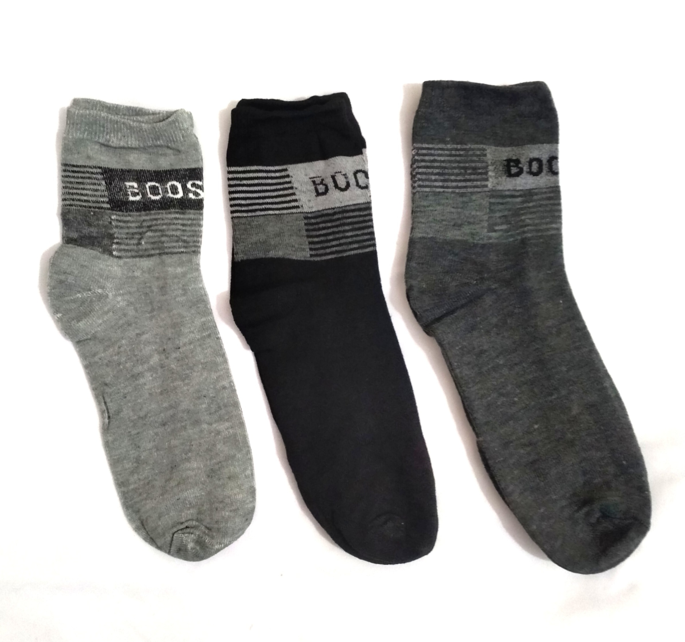 Fashion Fresh Ankle Length Free Size Socks For Men Women