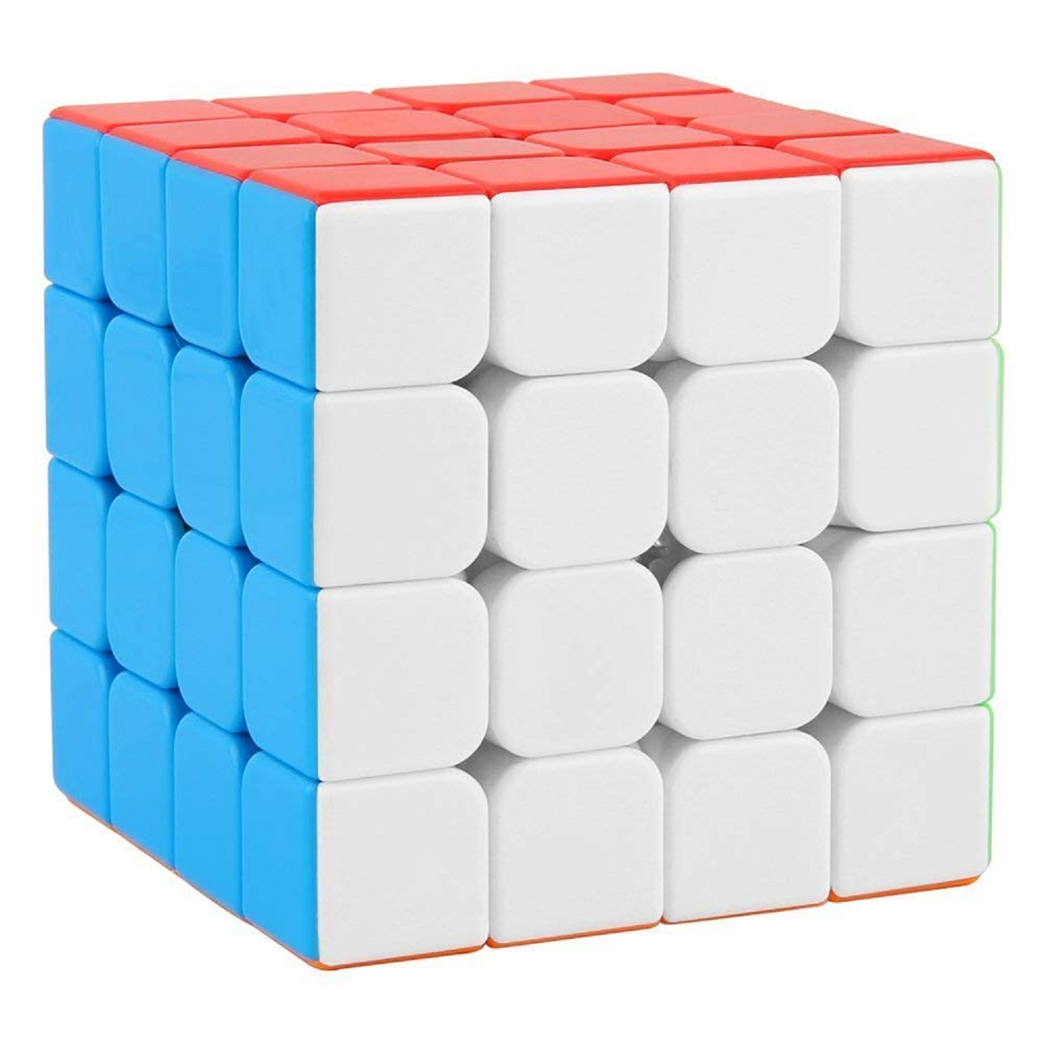 Aseenaa Cube 4x4 High Speed Puzzle Cubes Game Toys for Kids Adults   Set of 1