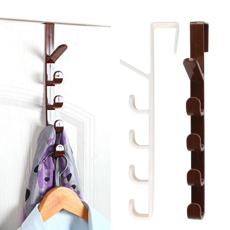 H'ENT SET OF 2 Door Hook Hanger  plastic
