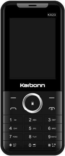 Karbonn Kx23 Dual Sim 2.4 Inch Feature Phone  Black