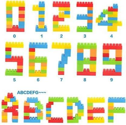 Building Blocks Toys for Kids set of 1 Big Size  160 Pieces
