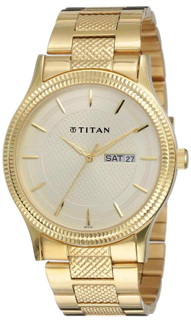 Titan 1650YM06 Analog Watch   For Men