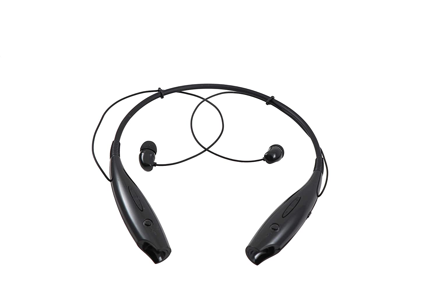 HBS 730 In the Ear Bluetooth Neckband Headphone  Assorted color