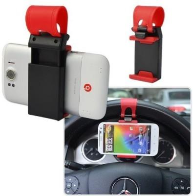 Andride Car Steering Wheel Universal Mobile Phone Socket Stand Holder Clip
