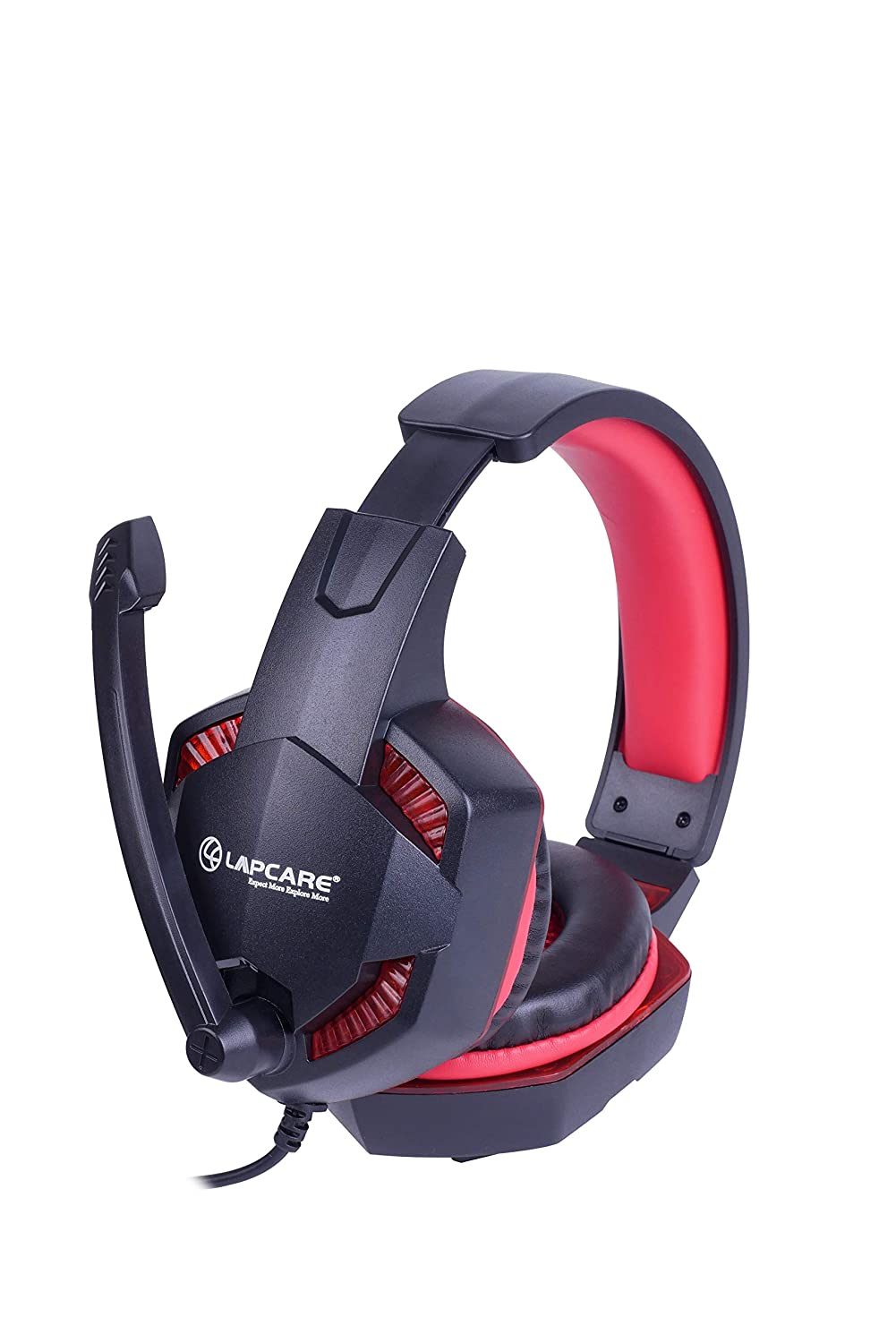 LAPCARE Super BASS Gaming Headphone HD GAMIMG Headset with MIC