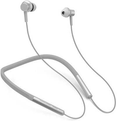 Wireless M1 Neckband Pro Bluetooth Earphones/Headset with mic, Fast Charging, Powerful Bass, HD Sound