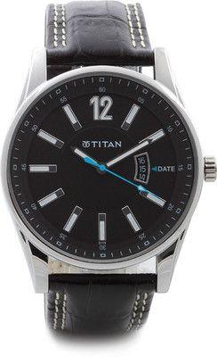Titan NF9322SL04J Analog Watch   For Men