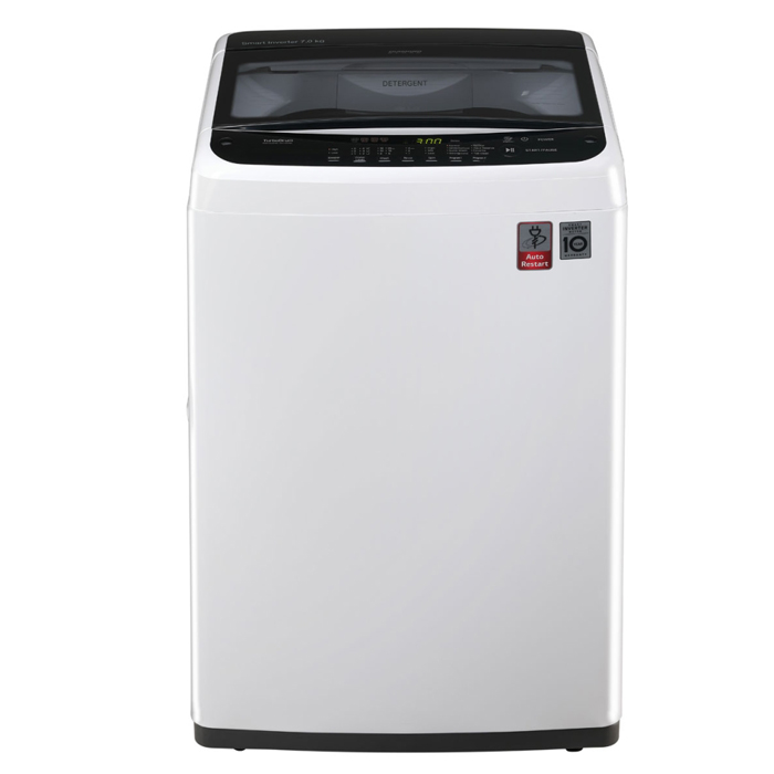 LG 7 KG Fully Automatic Top Load Washing Machine  T8088NEDLA