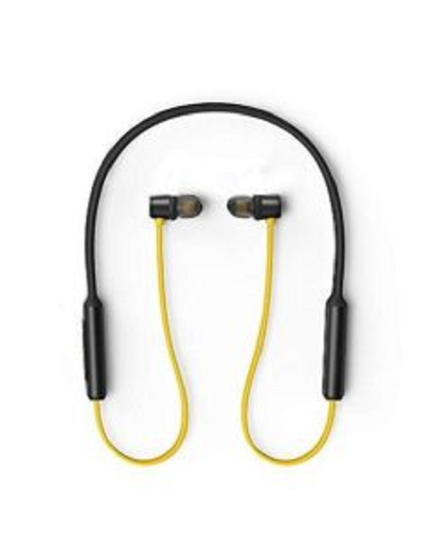 Omnam Wireless Neckband Bluetooth Sport Stereo Headsets Hands Free Earphones with Inbuilt Mic for All Smartphones