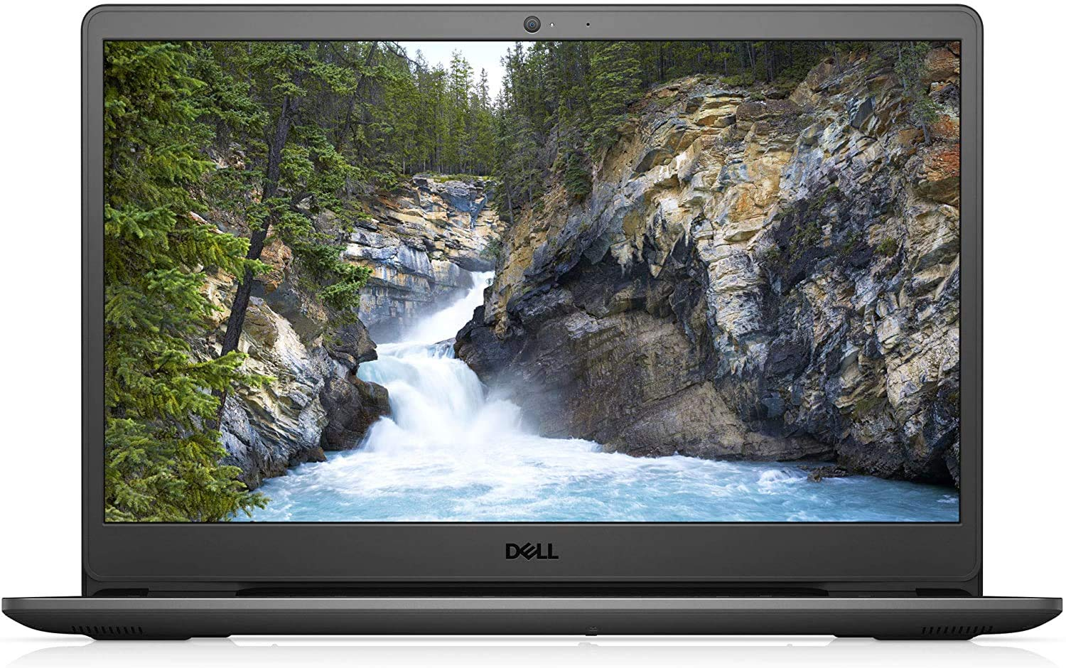 Dell Inspiron 3501 15.6 inch FHD Laptop  10th Gen Core i3 1005G1/4 GB/1TB HDD/Windows 10 Home + MS Office/Intel HD Graphics , Accent Black