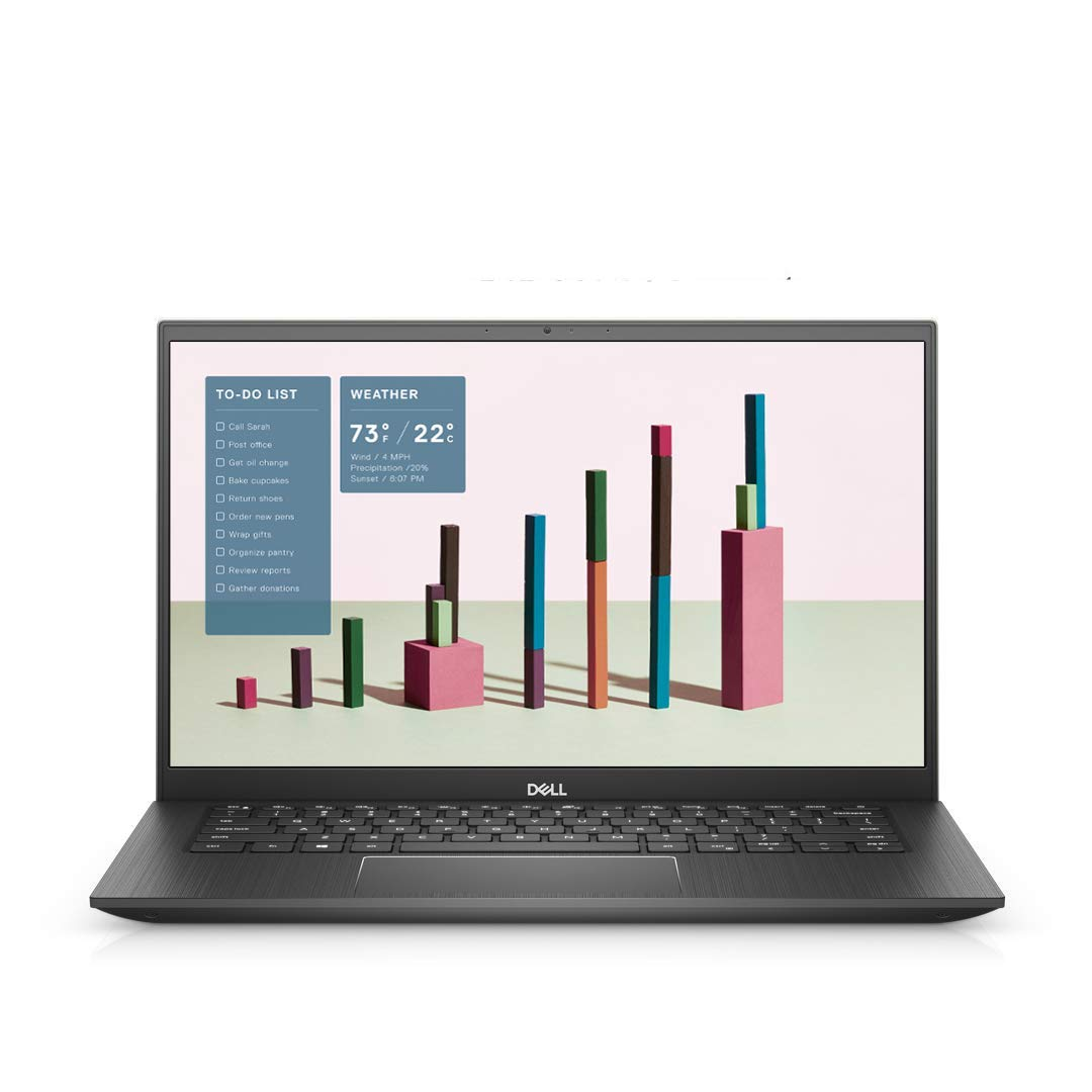 Dell Inspiron 5408 14 inch FHD 5000 Series Laptop  10th Gen i5 1035G1/8  GB/512 SSD/2 Gb NVIDIA Graphics/Win 10 + MS Office/Pebble  D560210WIN9SE