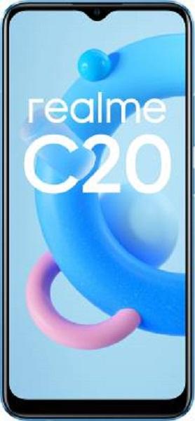 Realme C20 2  GB 32  GB  Cool Blue