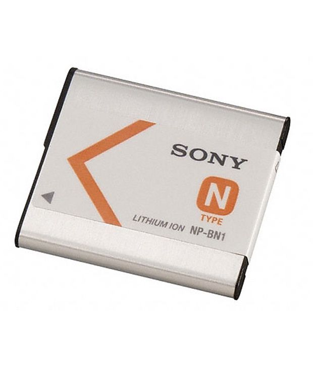 SONY NP BN1 RECHARGEABLE BATTERY FOR SONY CYBERSHOT CAMERAS NP BN1
