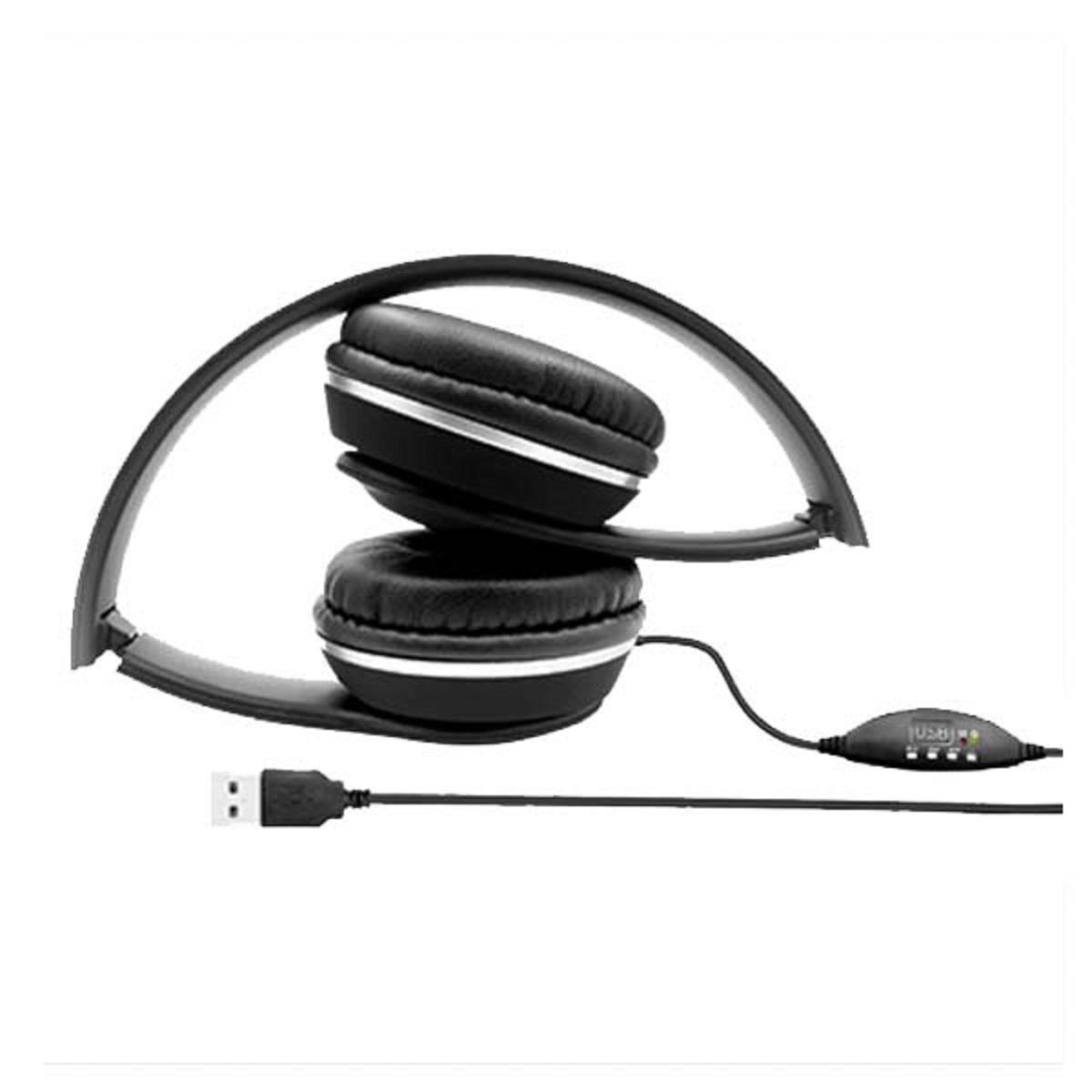 Intex HeadPhone ROAR 91U USB Multimedia Headphones