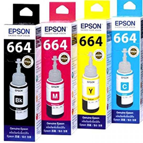 Epson Epson T6641 Tri Color Ink Cartridge