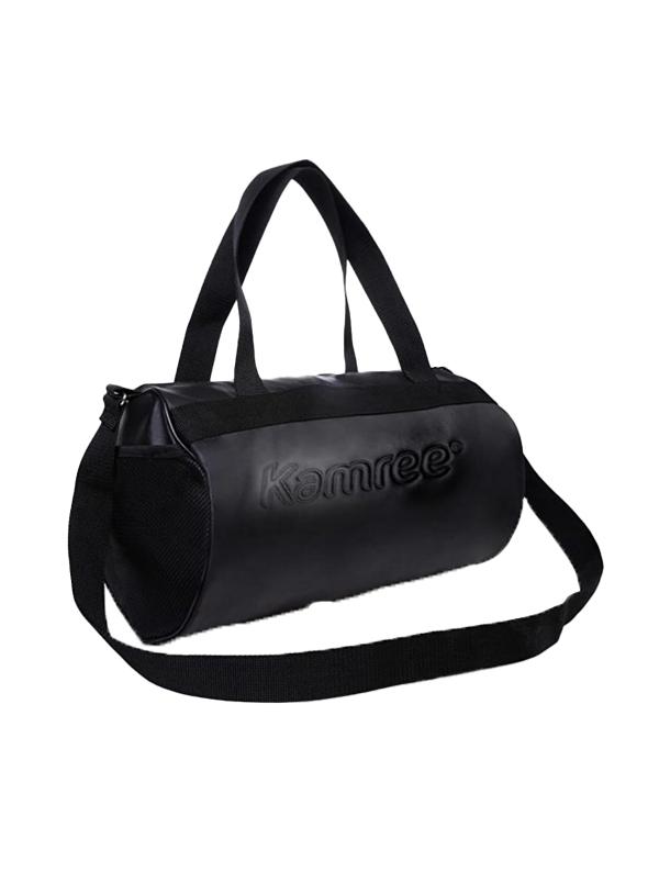 Kamree Leatherette Gym Bag