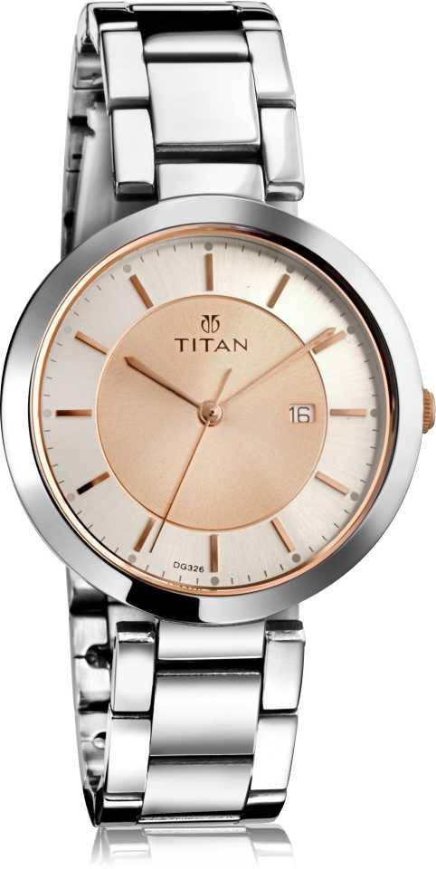 Titan 2480KM01 Analog Watch