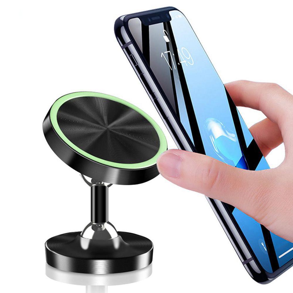 DSS Smart Magnetic Car Mobile Holder for Dashboard Windshield