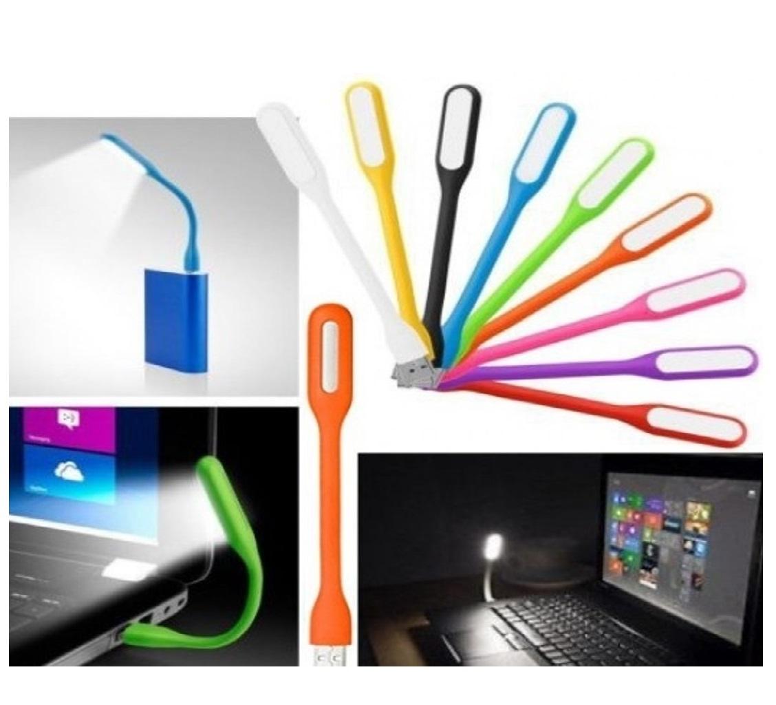 USB Led Light Flexible Portable Bendable Mini Lamp Set of 3