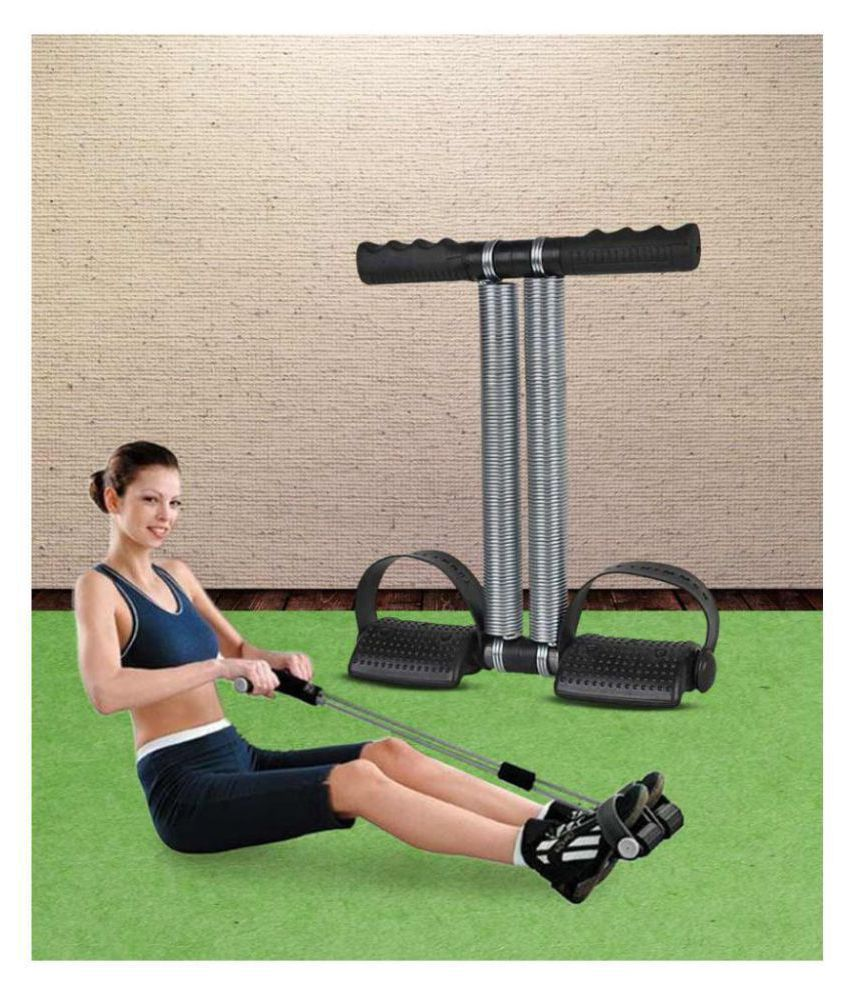 Aravi Double Spring Tummy Trimmer/Waist Trimmer/Fitness Tummy Trimmer/abs Tummy Trimmer/abs Exerciser Tummy Trimmer/Mult