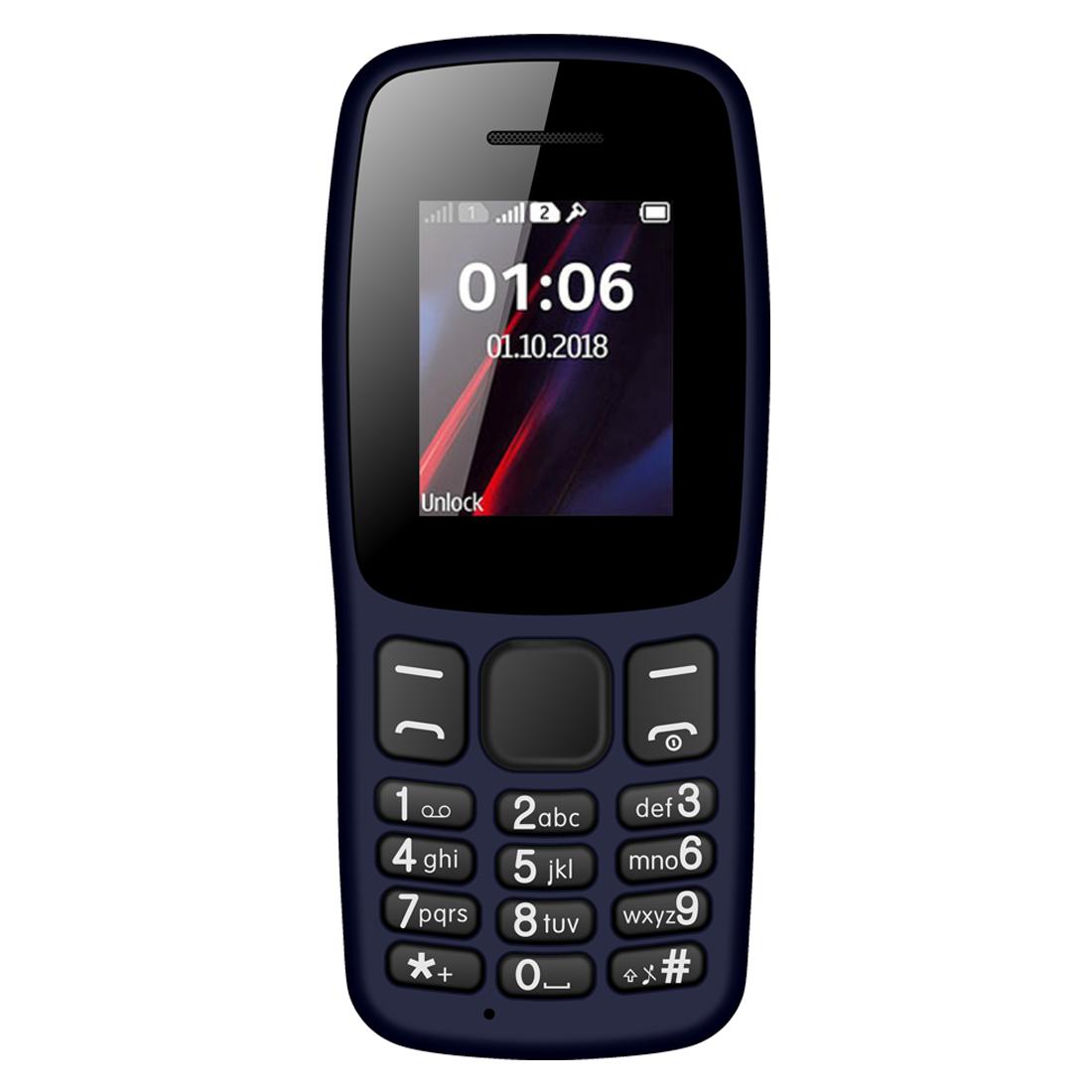 IKALL K14WC Dual SIM, Dark blue