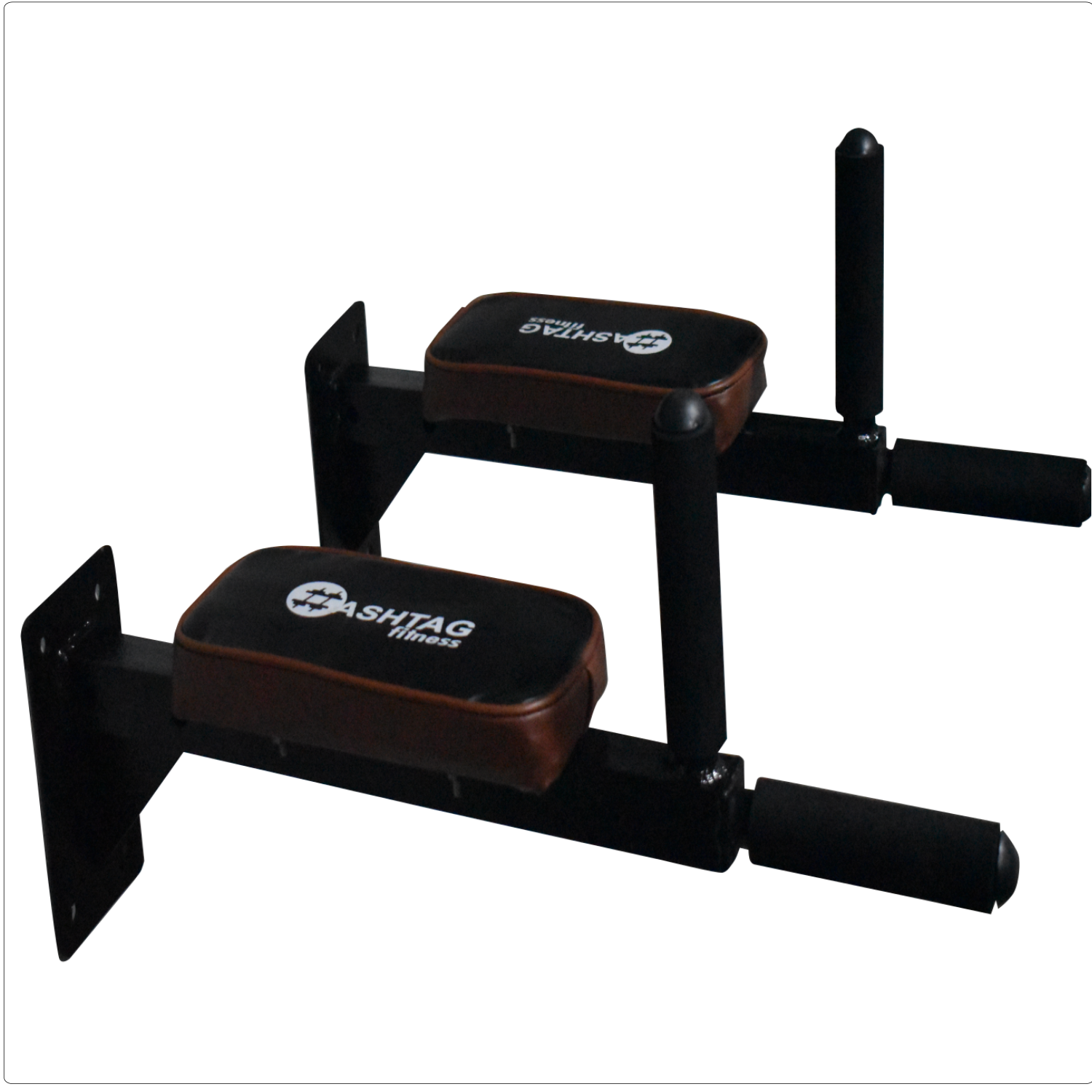 HASHTAG FITNESS home gym dips bar, wall mount dips stand