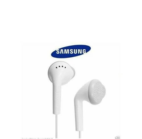 Samsung EHS61ASFWE Original Wired Stereo Headset with Mic  White