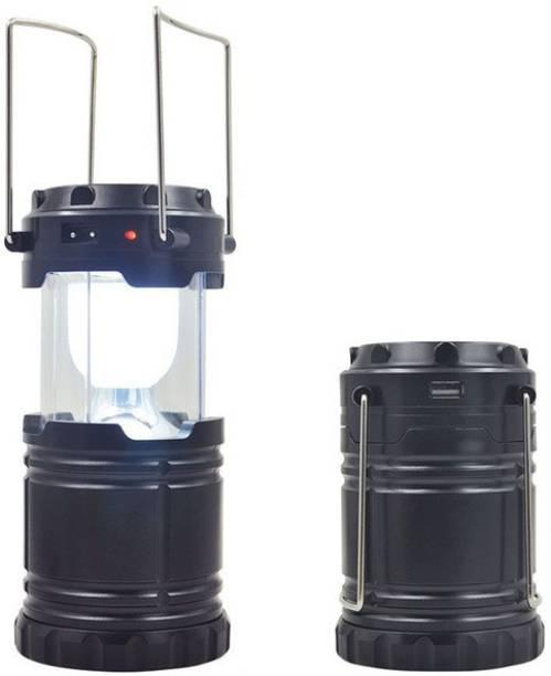 STK 1 2 W Portable Solar Lamp cum Solar Mobile Charger