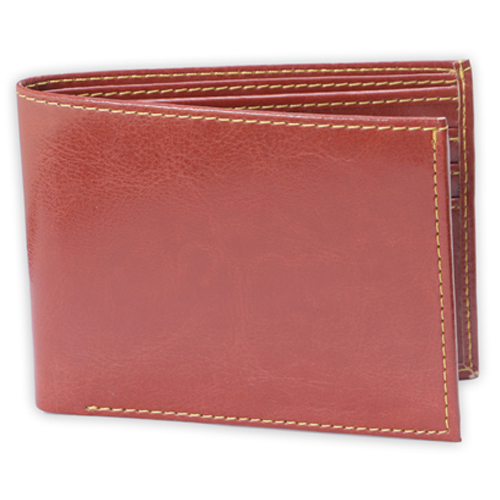 Just Click JC W009 Men Maroon Artificial Leather Wallet