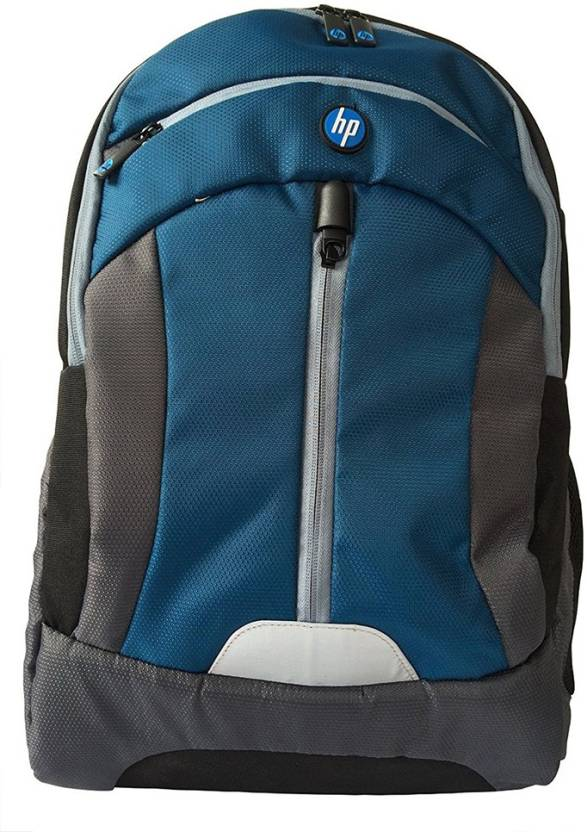 HP Advance 15.6 inch Expandable Laptop Backpack  Blue  Bag