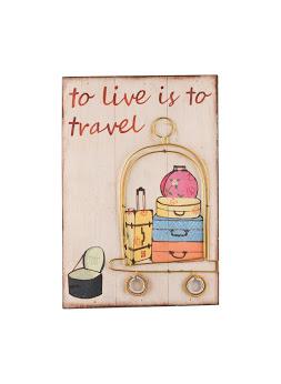 Travel bags 3d